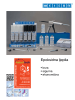 Epoksidna ljepila - Zastupanje i distribucija