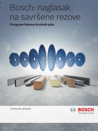 Bosch: naglasak na savršene rezove.