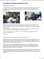 Prvi diplomci Američkog uni... - American University in Bosnia and