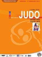 JUDOGRAND PRIX Zagreb, 2015