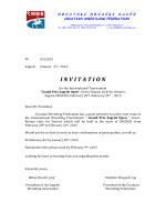 20150204-INVITATION_and_REGULATIONS