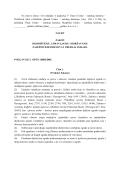 SLUŽBENI GLASNIK - Ministarstvu za građenje, prostorno uređenje