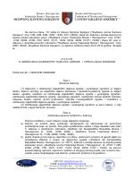 Zakon o održavanju zajedničkih dijelova zgrade i upravljanju - IGT-a
