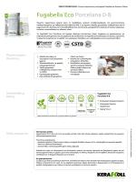 Fugabella® Eco Porcelana 0-8