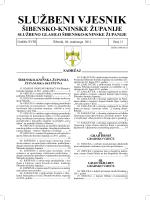 službeni 11 2011.indd - Šibensko