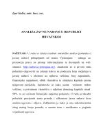 Analiza javne nabave u RH – Igor Gulka – Vjetrenjača