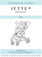 GEBRAUCHSANLEITUNG CHAMP S - Jette