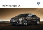 Der Volkswagen CC
