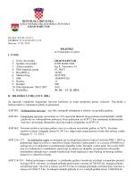 REPUBLIKA HRVATSKA BJELOVARSKO BILOGORSKA ŽUPANIJA