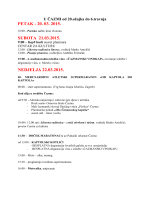 Vinokap - supermaraton - Uskrs kod Salaja