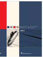 Godišnje izvješće za 2011.