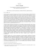 (Arist. Po. 1448a: la formula del comico) (Federico Campedelli