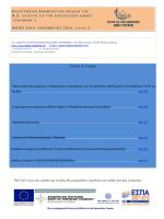 3o Newsletter - Topsa