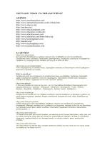 ΔΙΚΤΥΑΚΟΙ ΤΟΠΟΙ ΓΙΑ ΕΚΠΑΙΔΕΥΤΙΚΟΥΣ ΔΙΕΘΝΗΣ http://www
