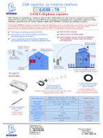 GSM repetitor za mobilne telefone