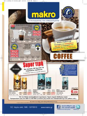 COFFEE - Makro