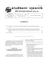 službeni vjesnik - Sindikat infrastrukture Hrvatskih željeznica
