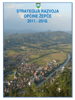 Strategija razvoja općine Žepče 2011-2018