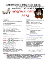 KORČULA OPEN 2012