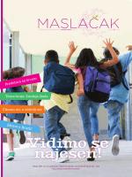 """Maslacak 2014..pdf - Osnovna škola """"Ravne njive"""" Split"""