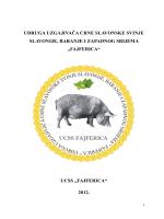 udruga uzgajivača crne slavonske svinje osječko