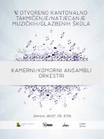 knjižica takmičenja - JU Srednja muzička škola Zenica