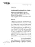 Kompletan tekst PDF - Biomedicinska istraživanja