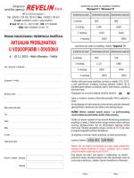 Prijava sudjelovanja i rezervacija smještaja (PDF)