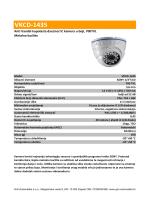 VKCD-1435 - Grič automatika