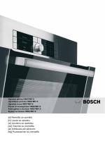 [si] Navodila za uporabo - Домакински уреди Bosch Домакински