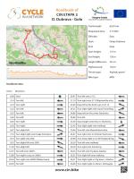 Roadbook of www.cin.bike CIN ETAPA 3 D. Dubrava