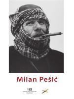 Milan Pesic katalog - GALERIJA ATELJE DADO