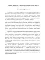 Temeljna bibliografija za istraživanje povijesti kvarnerske obale (II