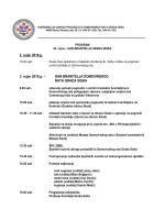 Program-Dan branitelja grada Siska