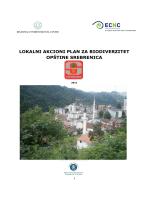 LBAP dokument Opština Srebrenica