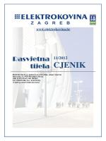 CJENIK - Elektrokovina