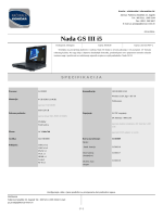 Nada GS III i5