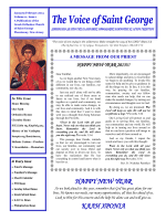 The Voice of Saint George - St. George Greek Orthodox Church