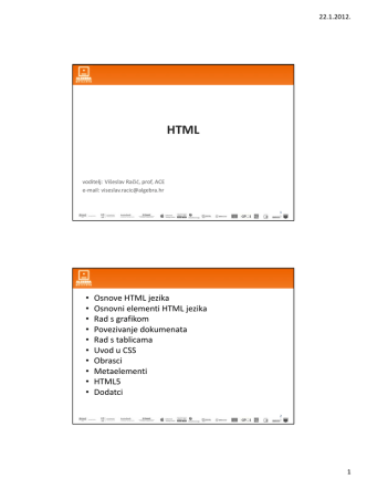 02. HTML - Ipng.hr