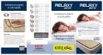 Διαφημιστικό φυλλάδιο - Relaxy