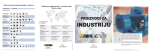 Kompletni industrijski katalog 2009