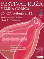 FESTIVAL RUŽA - Obrtnička komora Zagreb