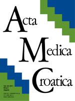 Vol 65 - broj 3.pdf - Akademija medicinskih znanosti Hrvatske