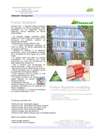 Futur-System coating Futur