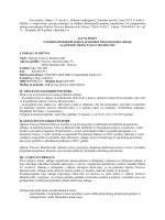 JAVNI POZIV za dodjelu financijskih potpora projektima/programima