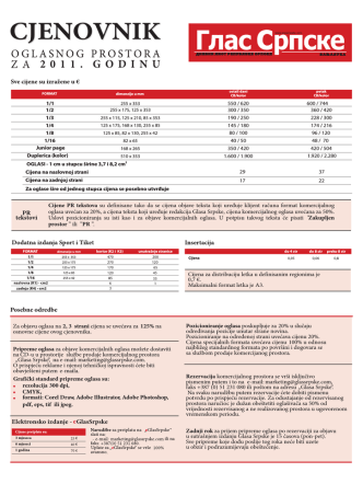 Cjenovnik - 2011-lat EUR.cdr