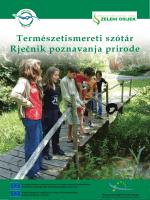 Természetismereti szótár Rječnik poznavanja prirode - Duna