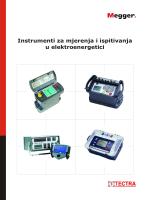 Instrumenti za mjerenja i ispitivanja u elektroenergetici