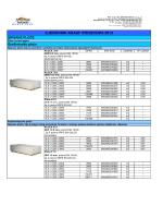 Katalog proizvoda sa cijenama