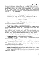 N A C R T - agencija za osiguranje republike srpske